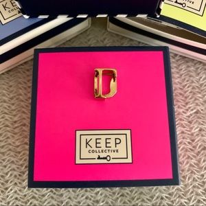 KEEP Collective   Gamma Greek Letter Charm